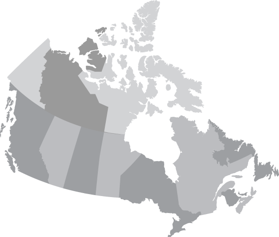 Provincial Map - CCA