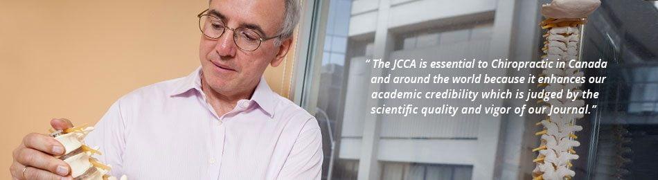 Dr. Ammendolia quote-JCCA-CCA
