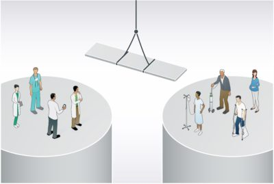 bridging-doctors-and-patients-illustration