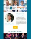 CCRF Research News #02 (09-12-2016) - Research Bulletin - CCRF - CCA