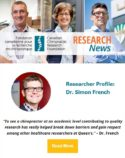 CCRF Research News #05 (13-07-2017) - Research Bulletin - CCRF - CCA