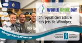 Dr Gerald Olin : chiropraticien des Jets de Winnipeg - CCA
