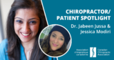 Chiropractic care helped car accident victim recover from injuries - CCA