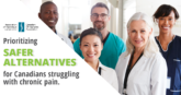 Helping improve chronic pain management for Canadians - CCA