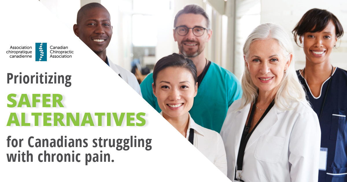 Addressing chronic pain: Diverse group of healthcare professionals