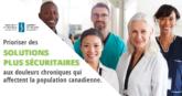 Contribuer à améliorer la gestion de la douleur chronique pour les Canadiens - CCA