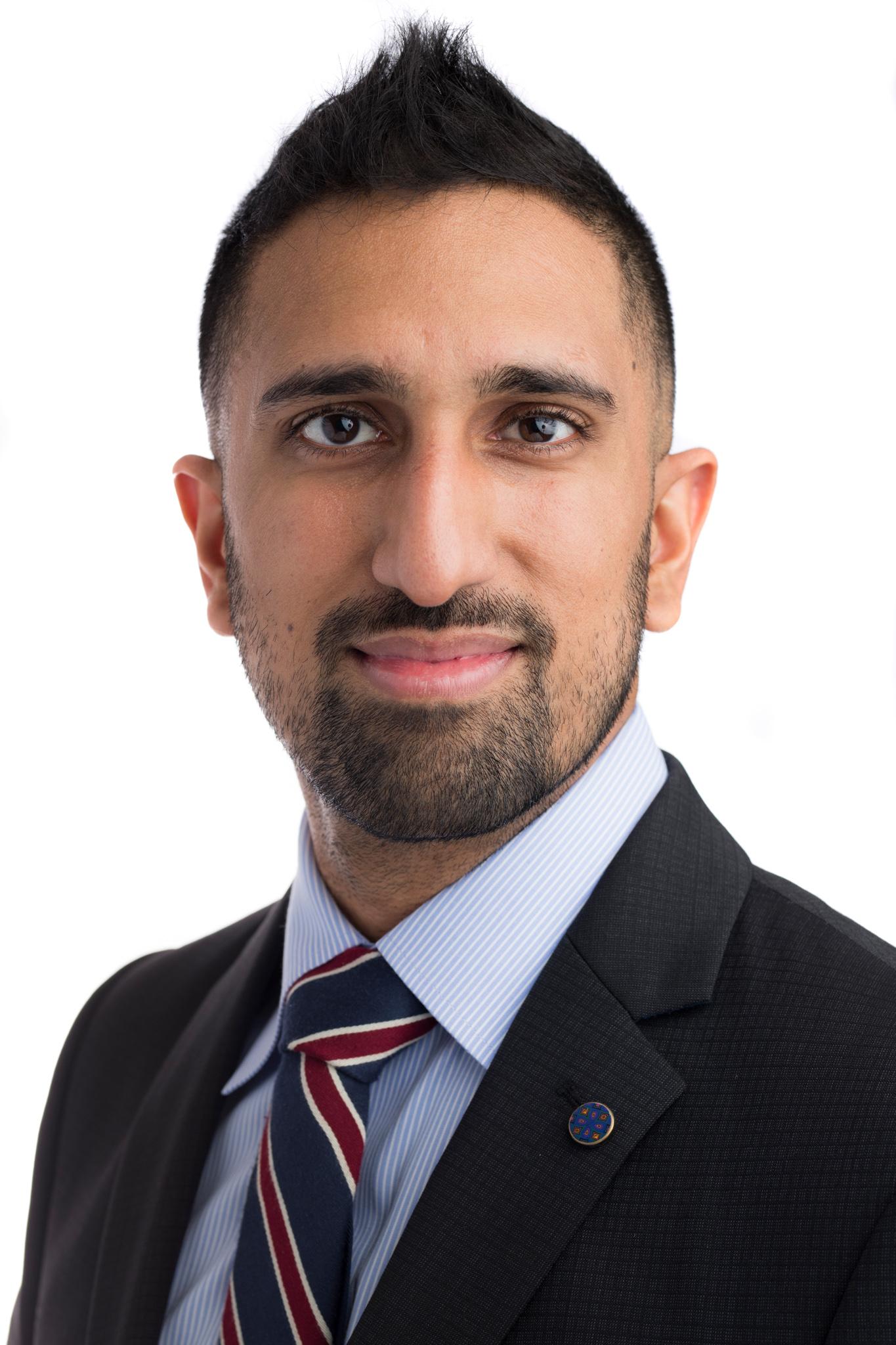 Dr Jaipaul Parmar - CCA