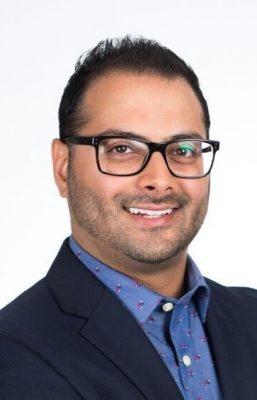 Dr. Arif Karmali - Jamie Laws Academic Achievement Award