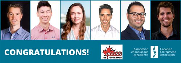 CCA congratulates RCCSS 2020 award winners
